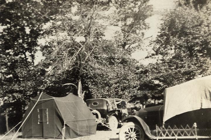 No Hotels, Just Tents