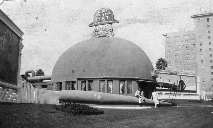 The Original Brown Derby Restaurant
