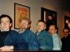 thumbs men at bar The Collector Art Gallery Restaurant