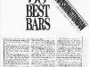50 Best Bars