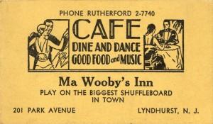 Ma Wooby's Inn