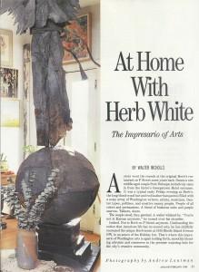 Herb White